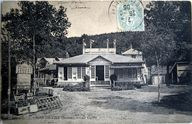 Le casino, carte postale, avant 1906 (coll. part.).