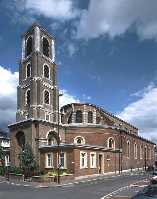 Gertrude les glises les chapelles et les oratoires amiens m tropole i - Architecte d interieur amiens ...