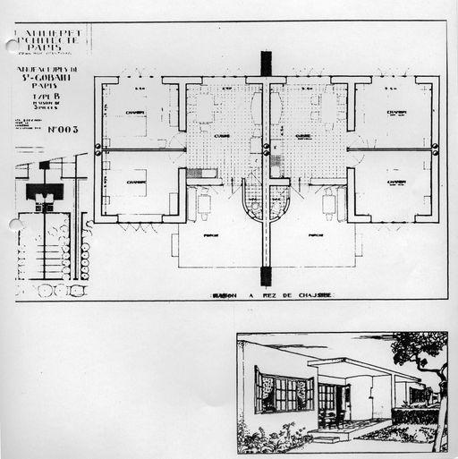 gertrude cit ouvri re de la glacerie saint gobain chantereine illustration n 1 legende. Black Bedroom Furniture Sets. Home Design Ideas