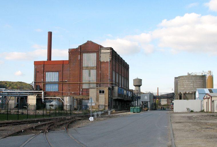 gertrude ancienne usine de produits chimiques de la compagnie fran aise des mati res. Black Bedroom Furniture Sets. Home Design Ideas