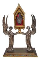 Reliquaire-monstrance de la main de saint Quentin