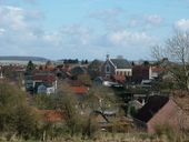 Le village de Bettencourt-Saint-Ouen