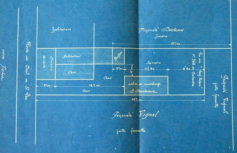 gertrude ancienne usine de menuiserie puis salle de bal. Black Bedroom Furniture Sets. Home Design Ideas